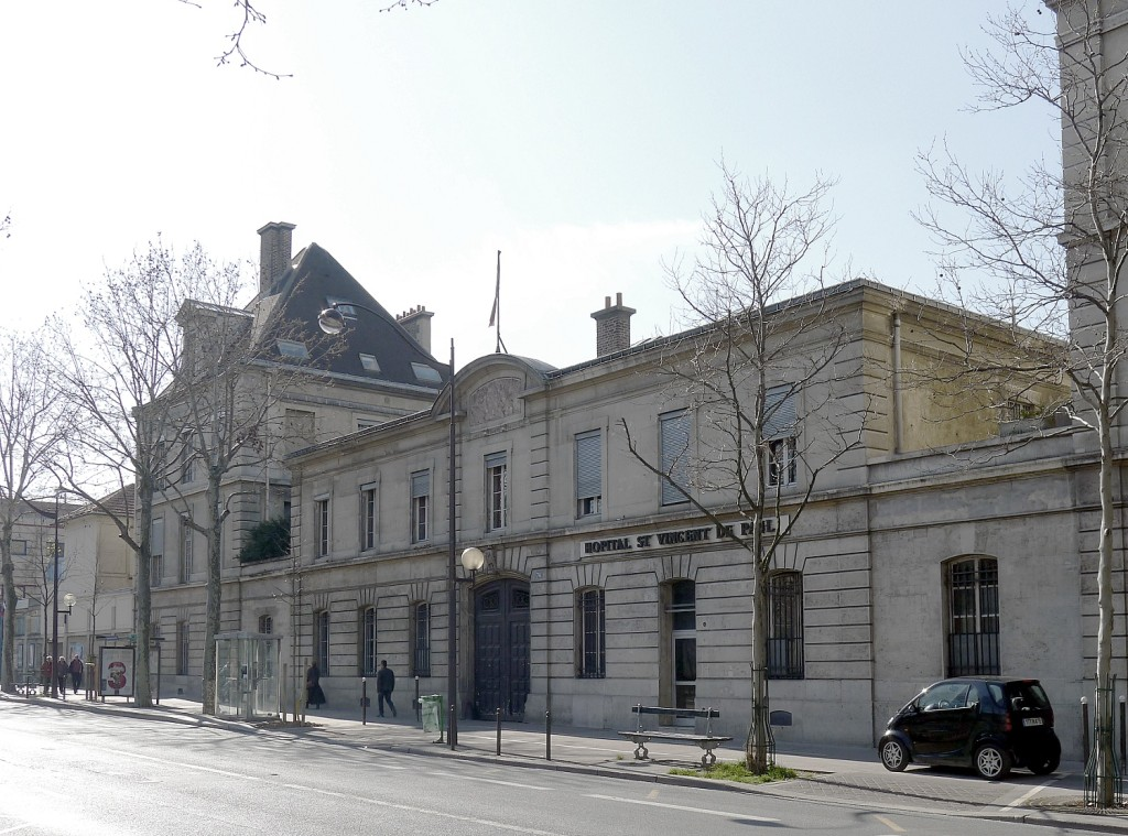 Hopital St Vicent